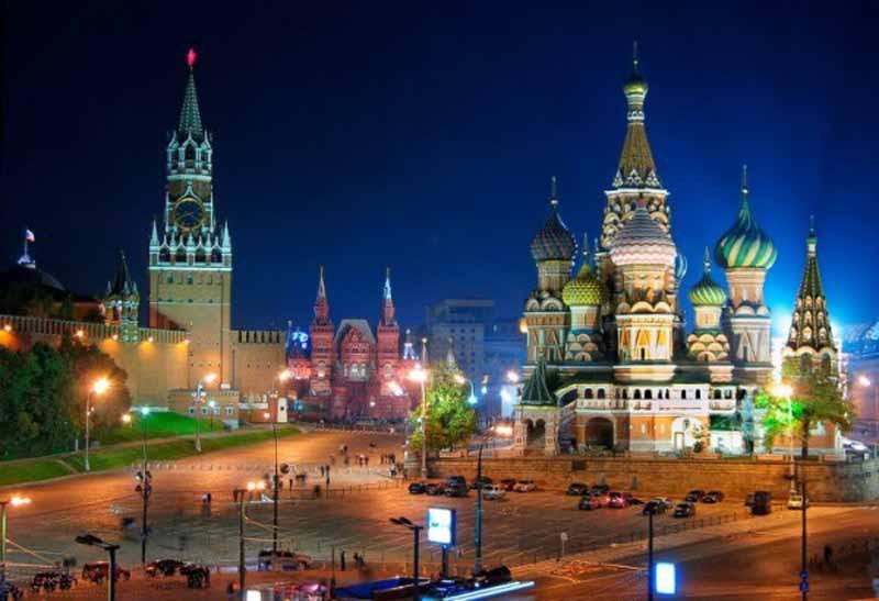 Le sette meraviglie della Russia