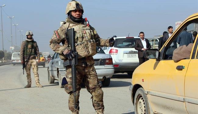 دستگیری تروریستهای داعش با لباس زنانه