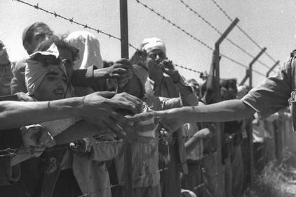 Civilians taken to Labour Camps Ramle July 1948 (1)