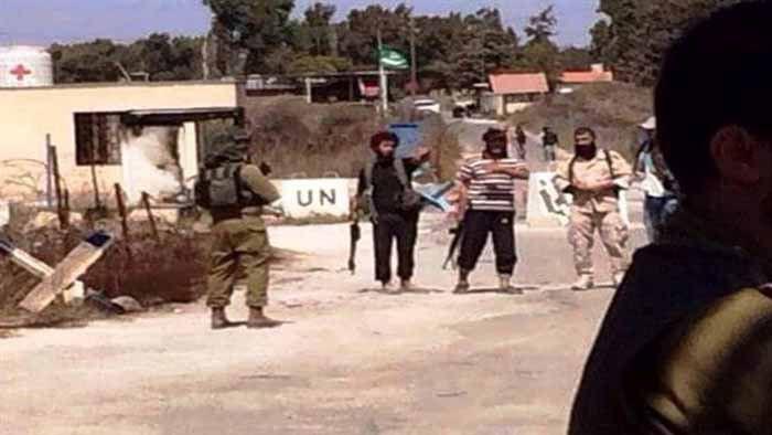Israel-Al-Nusra