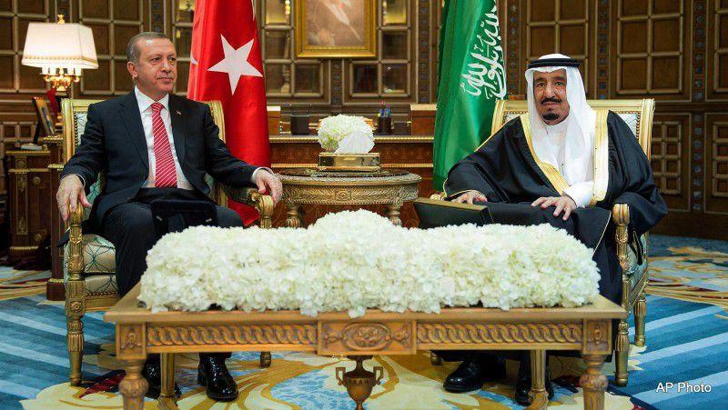 Recep Tayyip Erdogan, Salman