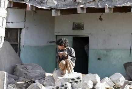 یمن - حمله عربستان