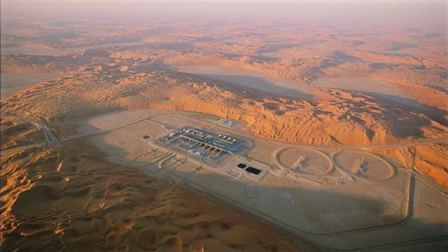 (ภาพ) ชัยบาห์ บ่อน้ำมันขนาดยักษ์ใหญ่ในซาอุดิอารเบีย ตั้งอยู่ด้านเหนือของทะเลทราย รุบัล-คอลี