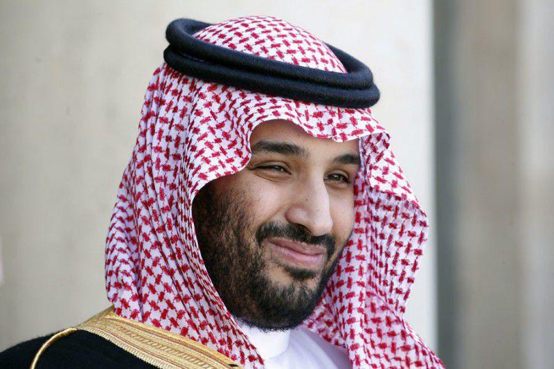 (ภาพ) รองมกุฏราชกุมารแห่งซาอุดิอารเบีย เจ้าชายมุฮัมมัด บิน ซัลมาน (Charles Platiau / Reuters)
