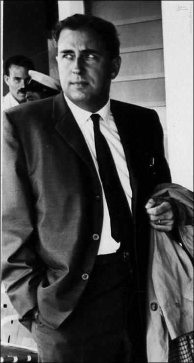 ภาพ เจอรัล บูล ในปี 1964