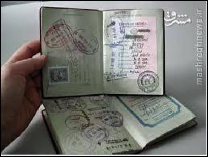 ภาพ พาสปอร์ตปลอมที่ถูกจับได้