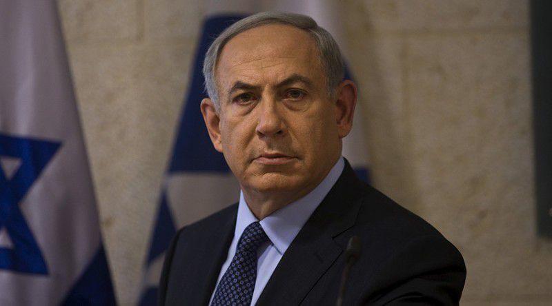 (ภาพ) นายกรัฐมนตรีเบนจามิน เนทันยาฮู ของอิสราเอล ©Ronen Zvulun / Reuters