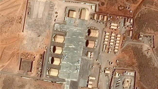 (แฟ้มภาพ ภาพถ่ายดาวเทียม สนามบินในทะเลทราย Chabelley จิบูติ เดือนมีนาคม ปี 2015 จาก Google Earth )