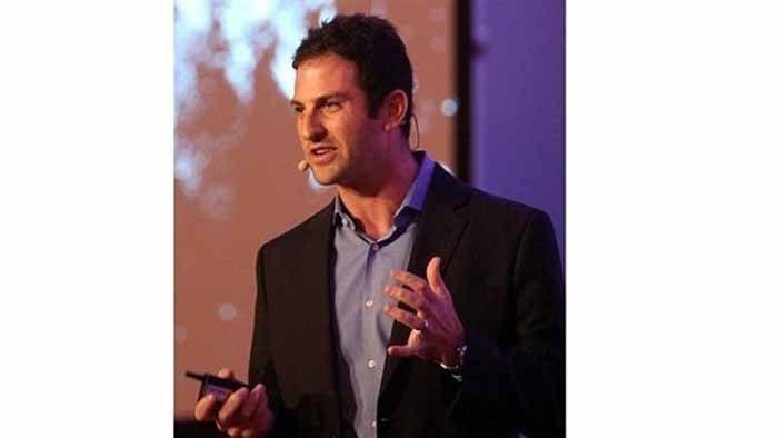 แฟ้มภาพ Jared Cohen ทีมผู้บริหารของ Google และอดีตพนักงานของนาง ฮิลลารี คลินตัน