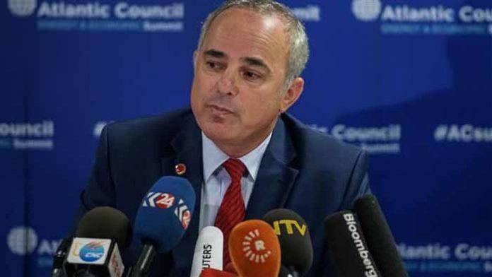 อังการาและเทลอาวีฟบรรลุข้อตกลงการก่อสร้างท่อส่งก๊าซ