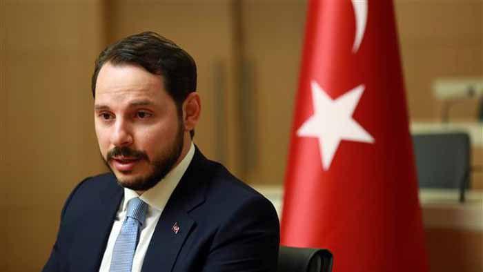 (แฟ้มภาพ Albyrq รัฐมนตรีว่าการกระทรวงพลังงานตุรกี)