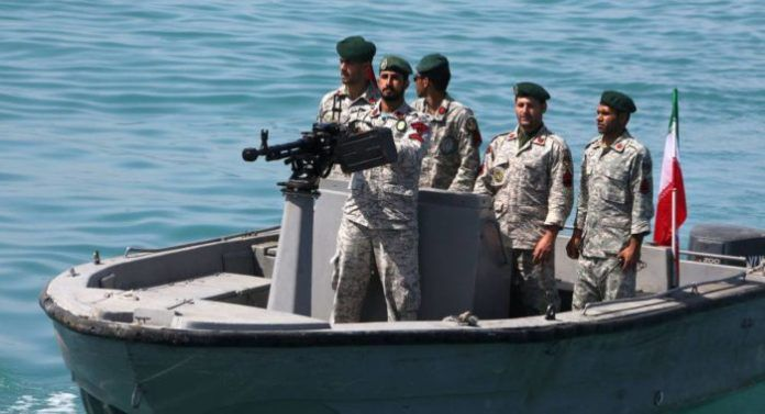 The presence of Israeli ships in the Persian Gulf is the greatest opportunity for the IRGC